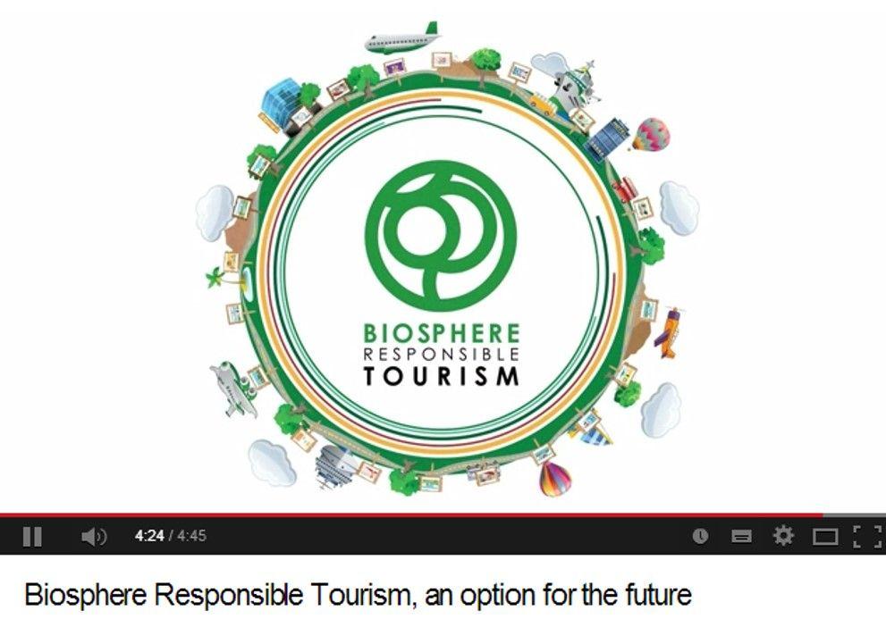 Contribución de la industria turística al desarrollo sostenible