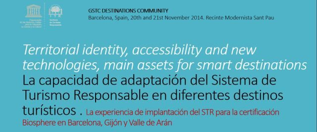 Barcelona acoge la cumbre de destinos GSTC