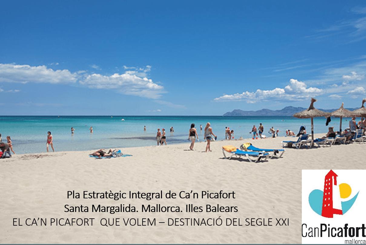 Iniciamos el Plan Estratégico de Turismo de Ca'n Picafort. Mallorca. Islas Baleares