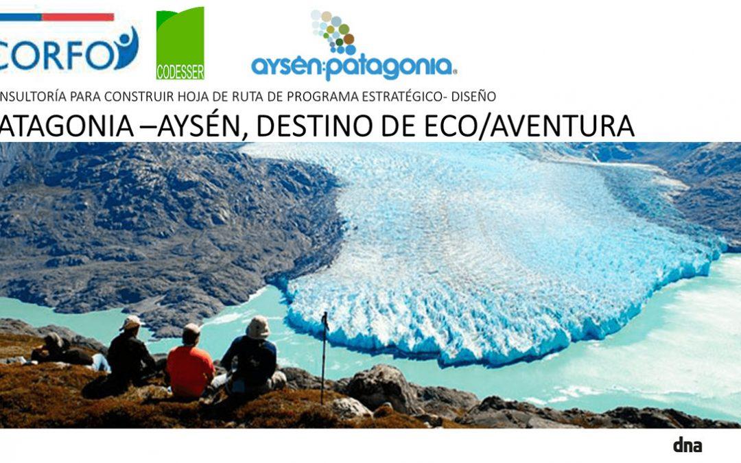DNA Turismo y Ocio inicia el desarrollo del plan «Patagonia-Aysén» destino de Ecoaventura