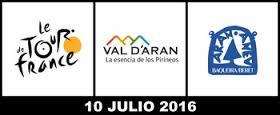 EL VALLE DE ARAN RINDE HOMENAJE A LOS 7 CICLISTAS ESPAÑOLES GANADORES DEL TOUR DE FRANCIA