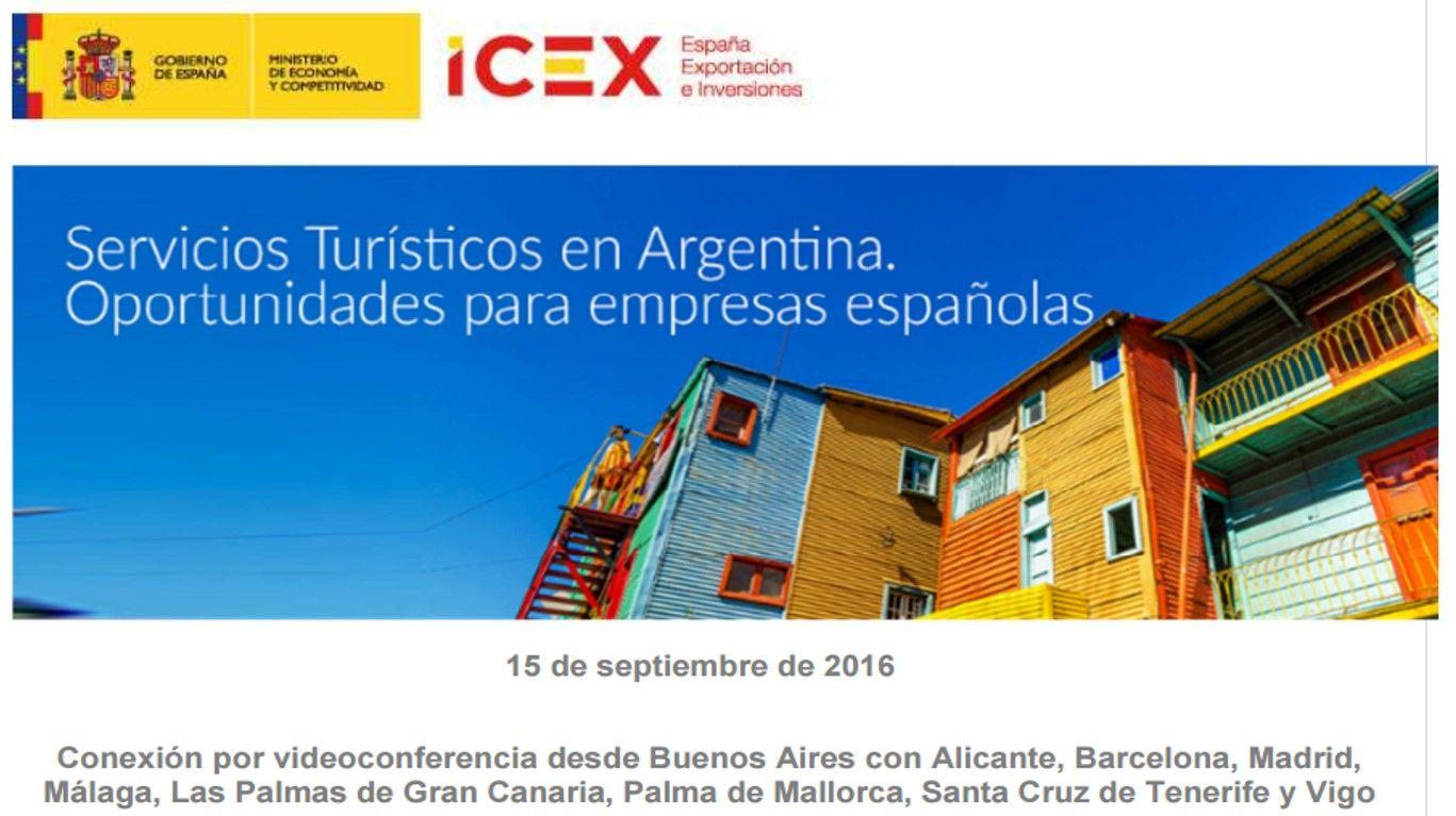 DNA Expertos en Turismo y Ocio en Seminario ICEX Buenos Aires