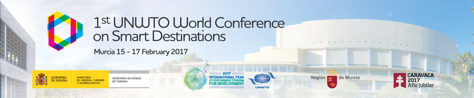 1st UNWTO World Conference on Smart Destinations