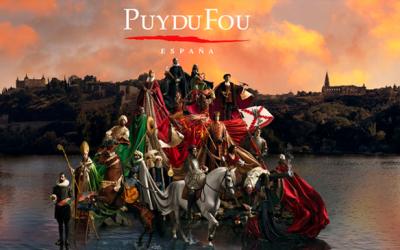 Puy du Fou inaugurará su parque con «El sueño de Toledo», el espectáculo más grande de España