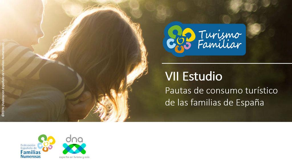 Presentamos el VII Estudio de Turismo Familiar en España