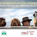 Taller 'La oportunidad Dog Friendly para el sector del turismo y ocio' en FITUR 2020 con dna + Dog Vivant