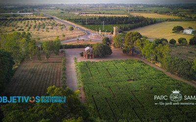 El Parc Samà de Cambrils se consolida como oferta de turismo de naturaleza y cultural de la Costa Dorada y ofrece novedades para 2020