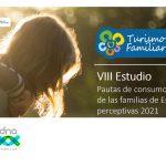 VIII Estudio Pautas de consumo turístico de las familias de España 2020