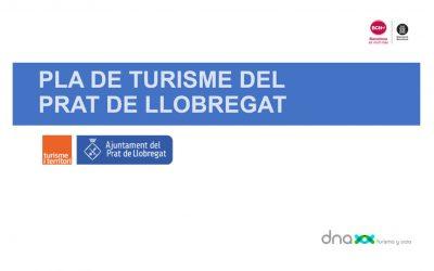 Colaboramos en el desarrollo del Plan de Turismo del Prat de Llobregat