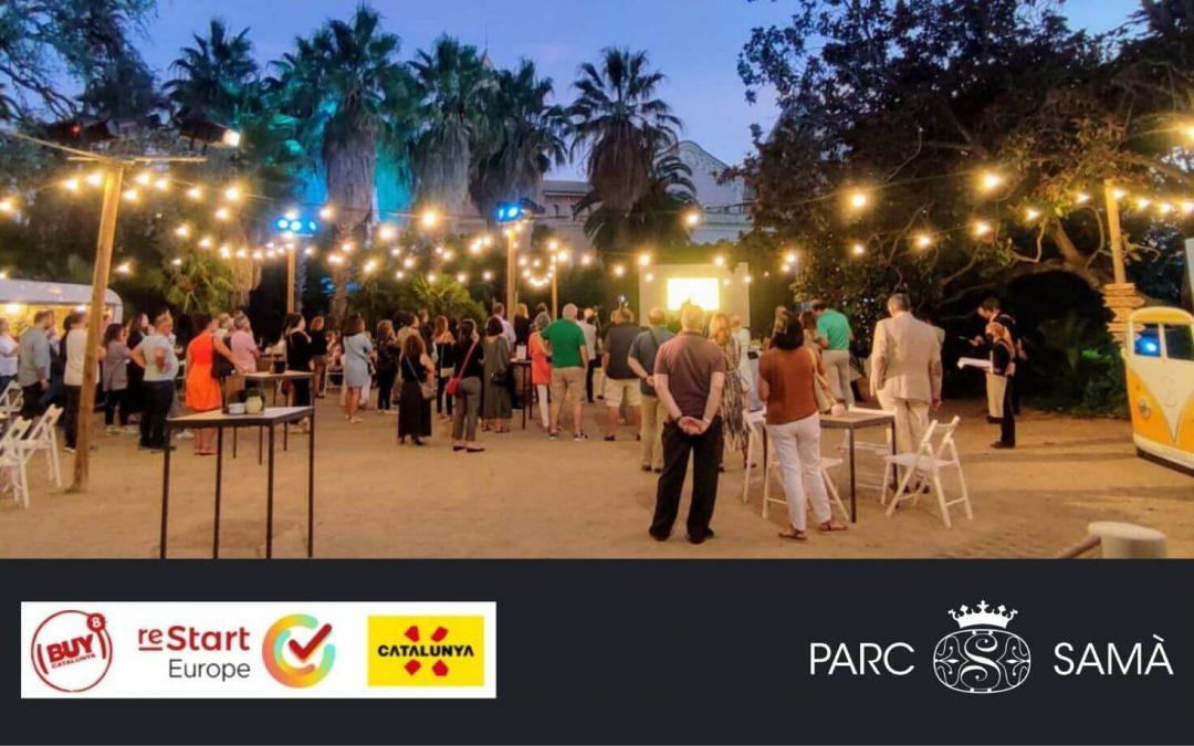 La Agencia Catalana de Turismo inaugura BUY Cataluña en Parc Samà
